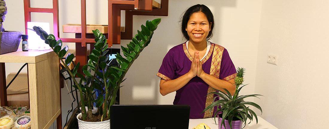 Herzlich willkommen bei Lamai Thai-Massage