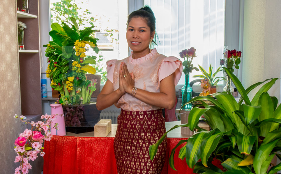 Thai Massage Reutlingen Lamai